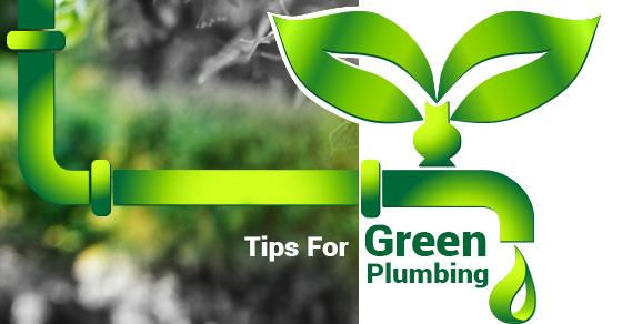 Green Plumbing Tips