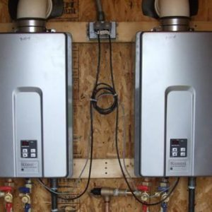 Tankless Water Heaters Can Generate Savings