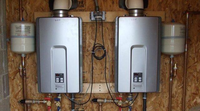 Tankless Water Heaters Can Generate Savings Talonplumbing